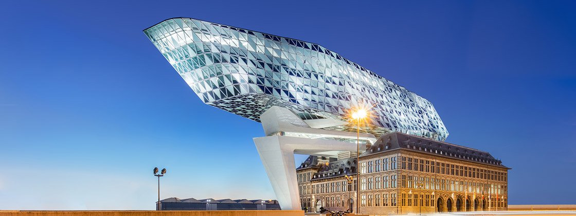 European Environmental Ports Conference – Port of Antwerp Headquarters
